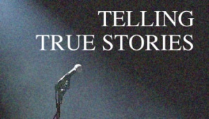telling true stories banner