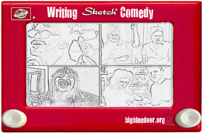 How to Write a Sketch Comedy