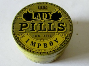 The Lady Pills 2014
