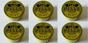 6 lady pills