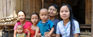 Myanmar refugee Thailand UN photo