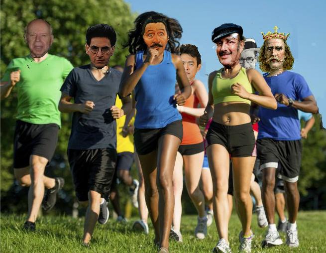 harold run 2
