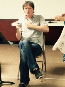 Joel at Memory Palace Staged Reading