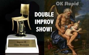 double improv show