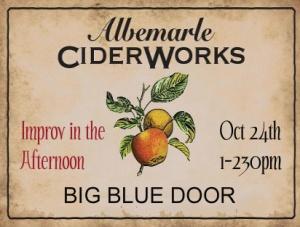 albemarle cider works banner