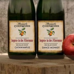 thanks albemarle ciderworks