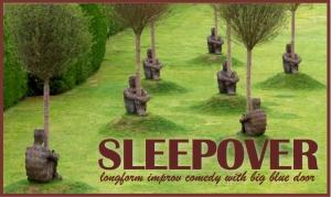 sleepover lineup