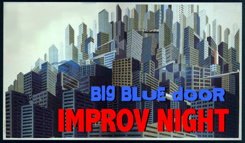 improv night copy