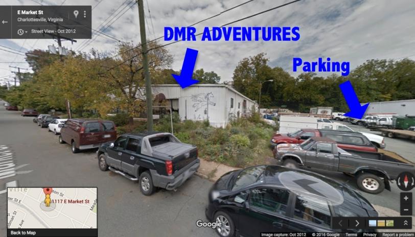 dmr parking