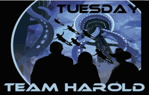 team tuesday banners