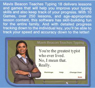 typing teacher