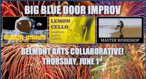 June 1 show