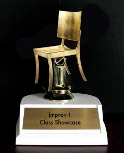 Improv I trophy