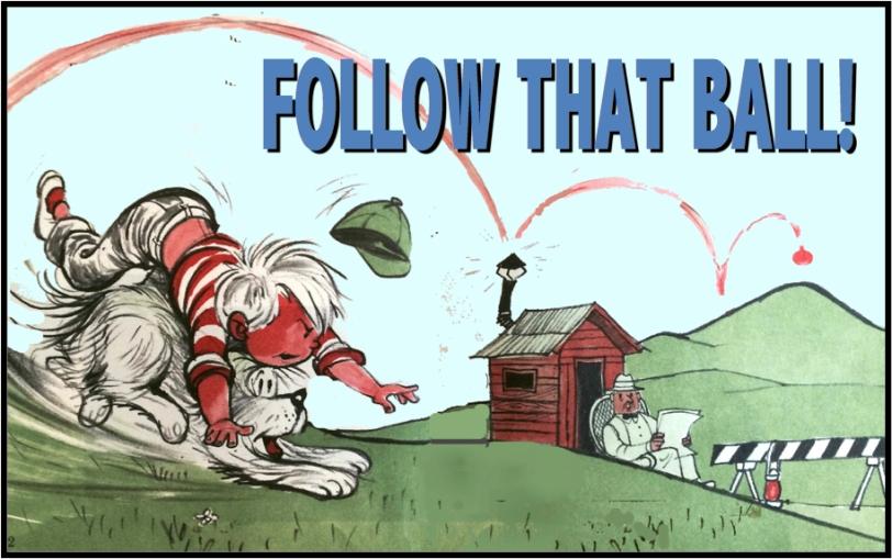 follow the ball copy
