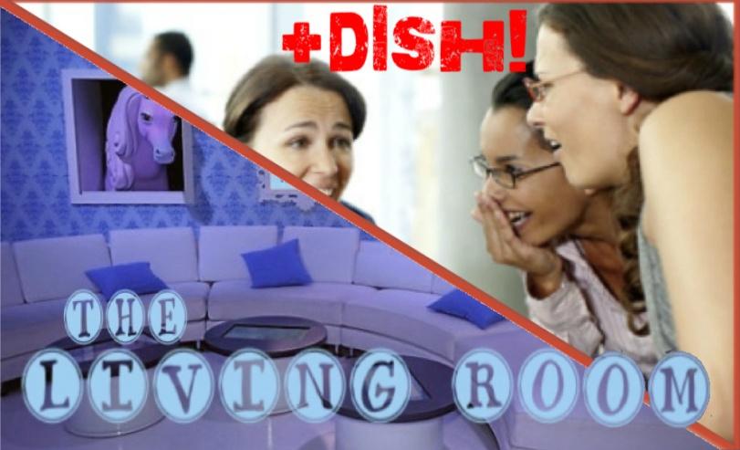 liv room dish