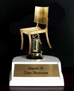 improv iii trophy