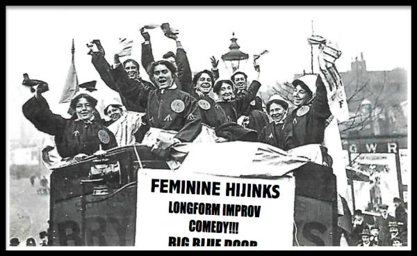 feminine hijinks